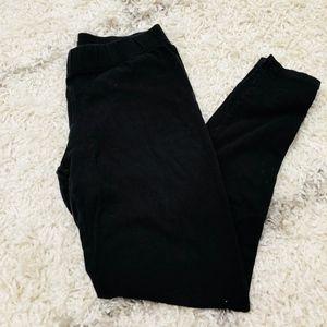 Black Maurices leggings size L